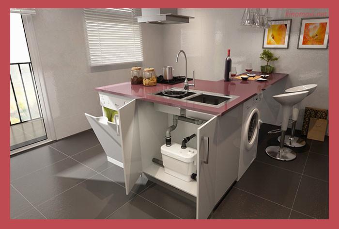 кухни-насосы