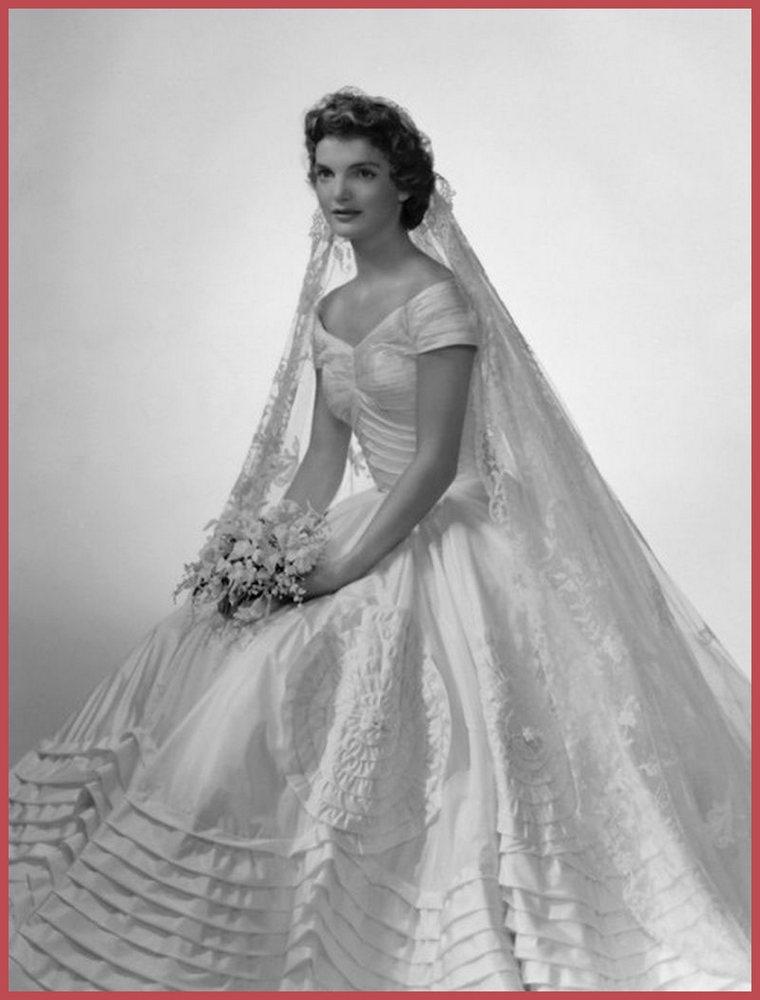 свадебное платье история моды