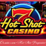 Онлайн слот «Hot Shot Progressive»