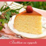 Бисквит на сгущенке – три простых рецепта