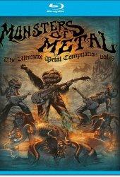 Monsters Of Metal: The Ultimate Metal Compilation Vol.9 (2014)