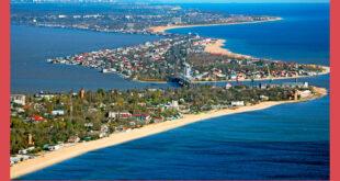 Курорт Затока в Одесской области