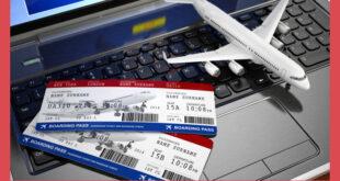 Покупка билетов на самолёт онлайн