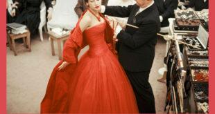 Основатель французского модного дома Dior